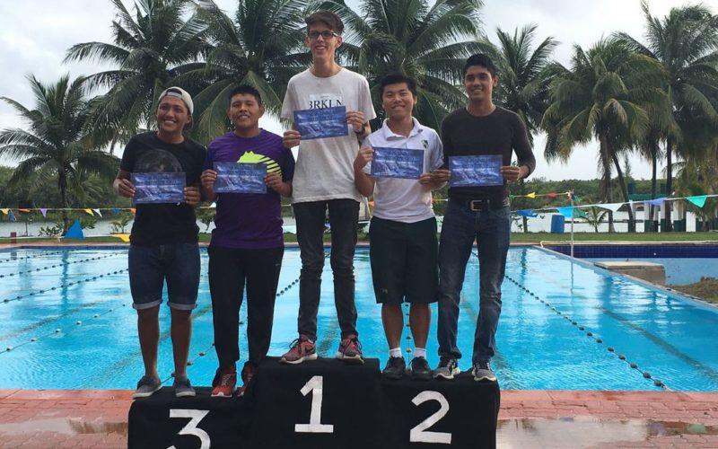 Pływacki sukces Kuby Gliwy w Meksyku