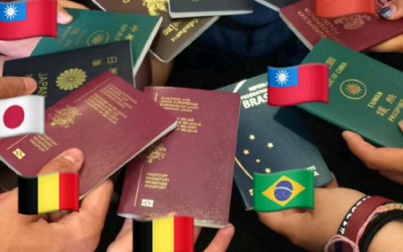 Spotkanie pożegnalne dla młodzieży zagranicznej