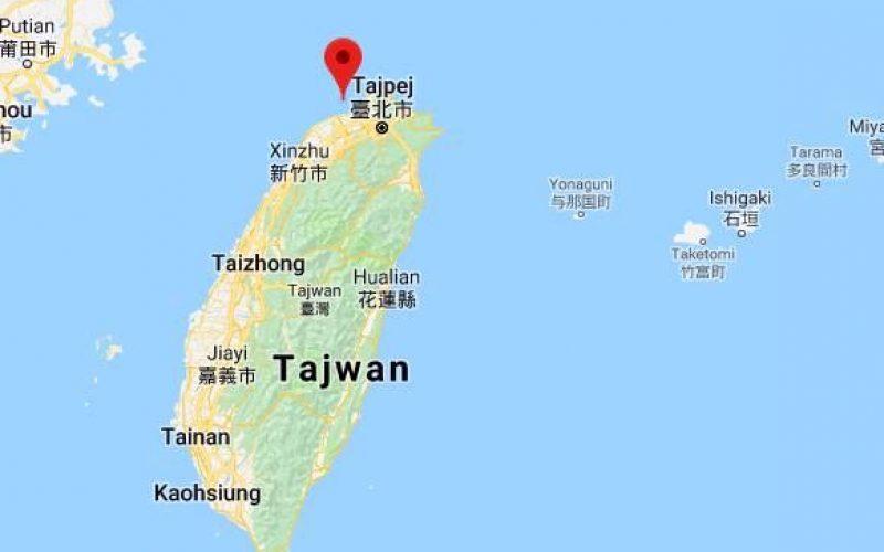 Moje pierwsze wrażenia związane z przyjazdem na Tajwan…