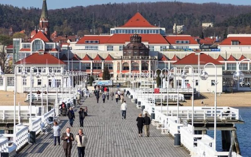 I am living in Sopot which is a part of Tricity…